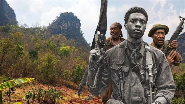 Penúltimo filme de Chadwick Boseman